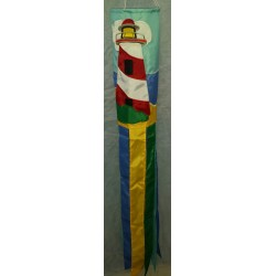 Lighthouse Windsock